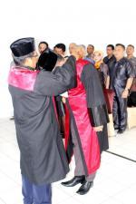 Pelantikan Wakil Ketua Pengadilan Negeri Dumai